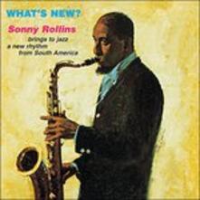 What's New? - Vinile LP di Sonny Rollins