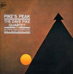 Pike S Peak - Vinile LP di Dave Pike