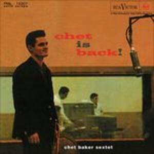 Chet Is Back! - Vinile LP di Chet Baker