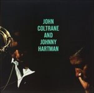 John Coltrane & Johnny Hartman - Vinile LP di John Coltrane,Johnny Hartman