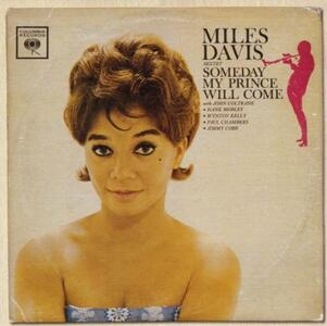 Someday mPrince Will Come - Vinile LP di Miles Davis