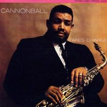 Cannonball Takes Charge - Vinile LP di Julian Cannonball Adderley
