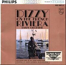 Dizzy on the French Riviera - Vinile LP di Dizzy Gillespie