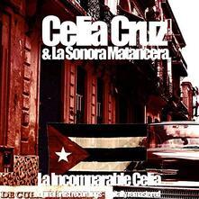 La incomparable Celia - Vinile LP di Celia Cruz