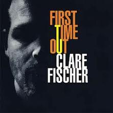 First Time Out - Vinile LP di Clare Fisher
