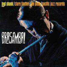 Brasamba! - Vinile LP di Joe Pass,Bud Shank,Clare Fischer