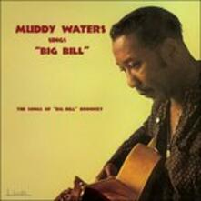 Muddy Waters Sings... - Vinile LP di Muddy Waters