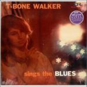 Sings the Blues - Vinile LP di T-Bone Walker