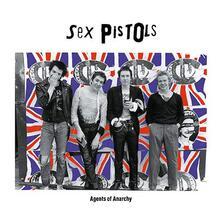 Agents of Anarchy - Vinile LP di Sex Pistols
