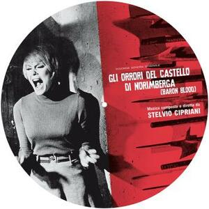 Gli orrori del castello di Norimberga (Colonna Sonora) - Vinile LP di Stelvio Cipriani