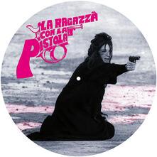 La ragazza con la pistola (Colonna sonora) (Reissue Picture Disc) - Vinile LP di Peppino De Luca