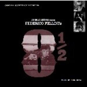 8 e Mezzo (Colonna Sonora) - Vinile LP di Nino Rota