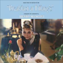 Breakfast at Tiffany's (Colonna Sonora) - Vinile LP di Henry Mancini