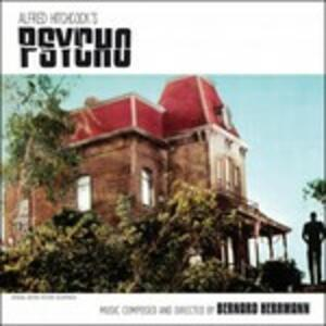 Alfred Hitchcock's Psycho (Colonna Sonora) - Vinile LP di Bernard Herrmann