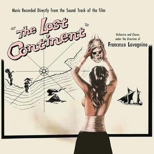 Lost Continent (Colonna Sonora) - Vinile LP di Angelo Lavagnino