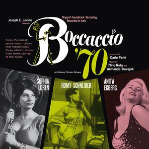 Boccaccio '70 (Colonna Sonora) - Vinile LP di Nino Rota,Armando Trovajoli