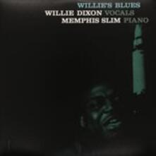 Willie's Blues (180 gr.) - Vinile LP di Willie Dixon