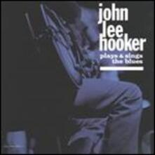 John Lee Hooker Plays and Sings the Blues - Vinile LP di John Lee Hooker
