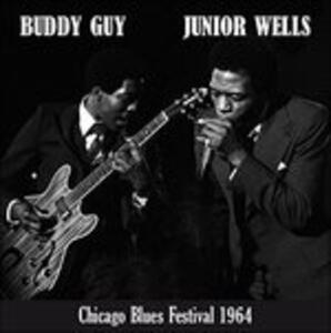 Chicago Blues Festival - Vinile LP di Buddy Guy,Junior Wells