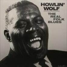 The Real Folk Blues (180 gr.) - Vinile LP di Howlin' Wolf