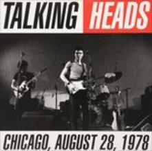Chicago, August 28, 1978 (180 gr.) - Vinile LP di Talking Heads
