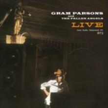 Live in Sonic Studio Hampstead, New York 1973 (with Fallen Angels) - Vinile LP di Gram Parsons
