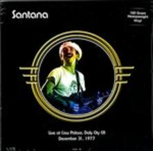 Live at the Cow Palace 1977 (180 gr.) - Vinile LP di Santana