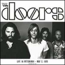 Live in Pittsburgh 1970 (180 gr.) - Vinile LP di Doors