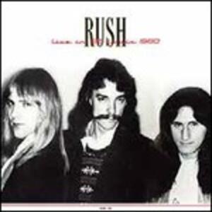 Live in St Louis 1980 - Vinile LP di Rush