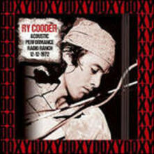 Live at WMMS in Cleveland 1972 - Vinile LP di Ry Cooder