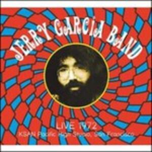 Pacific High Studio San Francisco 1972 - Vinile LP di Jerry Garcia,John Kahn,Bill Kreutzmann