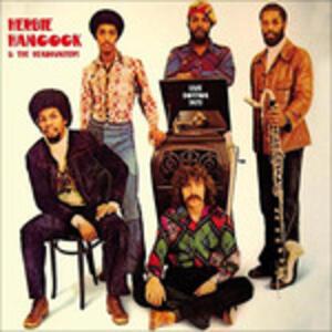 Live in Boston '73 - Vinile LP di Herbie Hancock