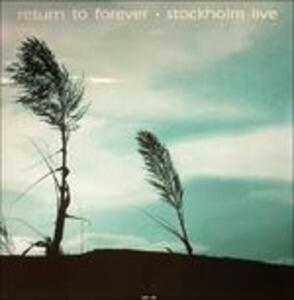 Live at Konserthuset Stockholm - Vinile LP di Return to Forever