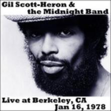 Live in Berkeley - Vinile LP di Gil Scott-Heron