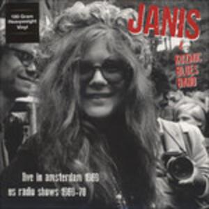Live in Amsterdam 11 aprile 1969 - Vinile LP di Janis Joplin