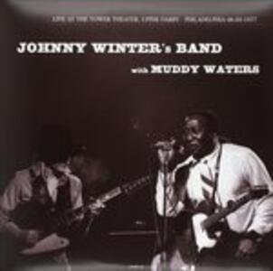 Live in Philadelphia - Vinile LP di Johnny Winter