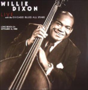 Long Beach 18-09-1993 - Vinile LP di Willie Dixon