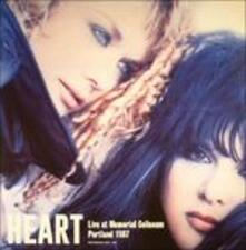 Live at Memorial Coliseum in Portland - Vinile LP di Heart