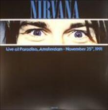 Live at Paradiso - Vinile LP di Nirvana