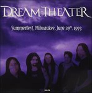 Live at Summerfest in Milwaukee 29-6-1993 - Vinile LP di Dream Theater