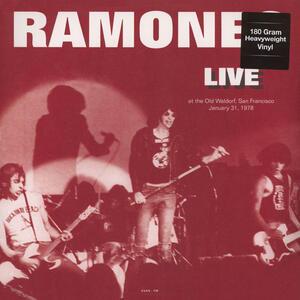 Live at the Old Waldorf San Francisco - Vinile LP di Ramones