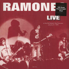 Live at the Old Waldorf San Francisco - Vinile LP di Ramones