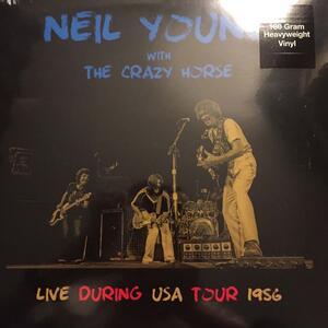 Live During Usa Tour 1986 - Vinile LP di Neil Young