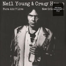 Live at Farm Aid 7 in New Orleans - Vinile LP di Neil Young