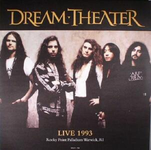 Live at Rocky Point Palladium Warwick - Vinile LP di Dream Theater
