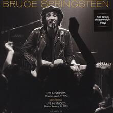 Fm Studios Live in Houston 3-09-1974 - Vinile LP di Bruce Springsteen