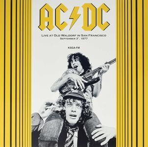 Live at Old Waldorf in San Francisco - Vinile LP di AC/DC