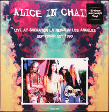 Live at Sheraton La Reina in Los Angeles - Vinile LP di Alice in Chains