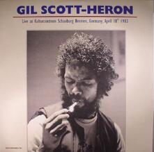 Kulturzentrum Schauburg.. - Vinile LP di Gil Scott-Heron