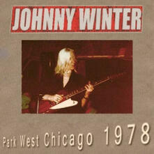 Live at Park West in Chicago - Vinile LP di Johnny Winter